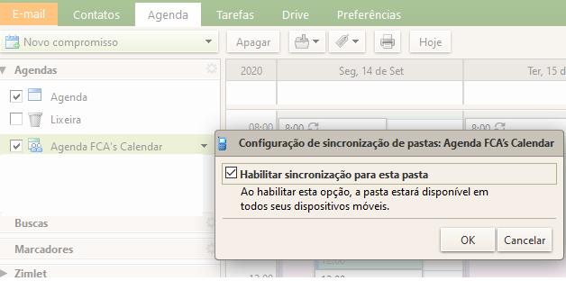 Configurando o E-mail 360 no Outlook